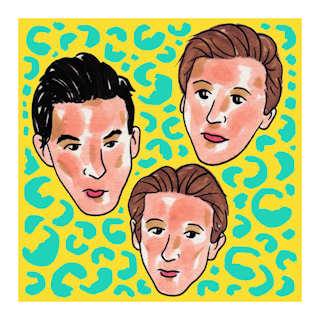 The Frights at New Monkey Studio on Apr 8, 2016