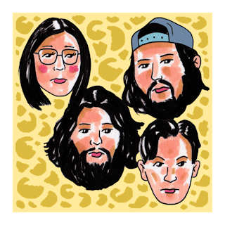 Living Hour at Daytrotter Studios on Apr 27, 2016