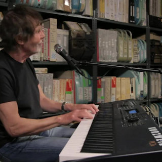The Zombies at Paste Studios on May 10, 2016