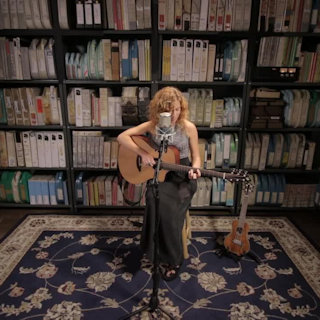 Maya Isacowitz at Paste Studios on May 11, 2016