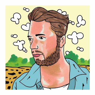 Nathan Kalish at Daytrotter Studios on May 16, 2016