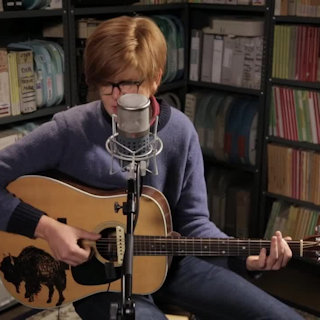 Brett Dennen at Paste Studios on May 17, 2016