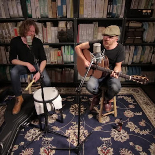 Foy Vance at Paste Studios on May 24, 2016