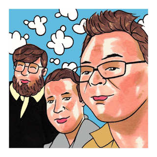 The Static Age at Daytrotter Studios on Jun 15, 2016