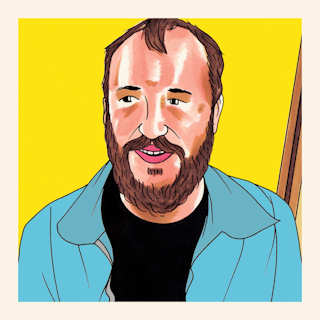 David Bazan at Horseshack on Jun 22, 2016