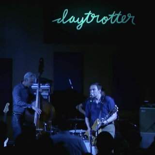 JD McPherson at Daytrotter on Jun 24, 2016