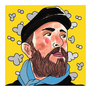 Dan Blakeslee at Daytrotter Studios on Jun 27, 2016
