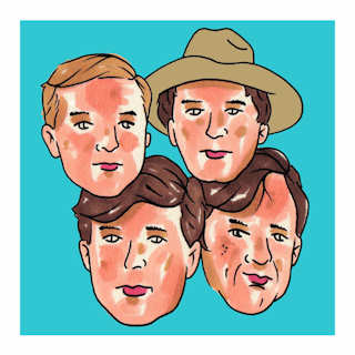 The Too's at Daytrotter Studios on Jul 11, 2016