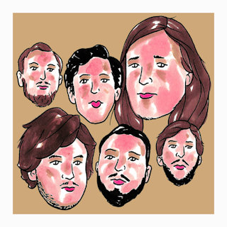Major And The Monbacks at Daytrotter Studios on Jul 25, 2016