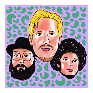 Wild Adriatic at Daytrotter Studios on Aug 1, 2016