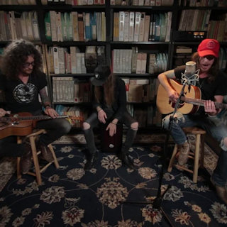 The Cadillac Three at Paste Studios on Aug 2, 2016