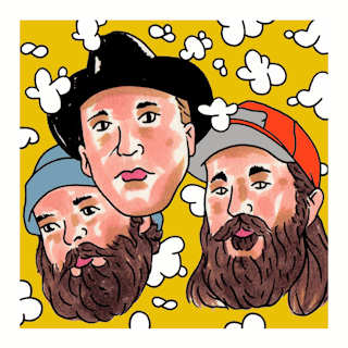 Hackensaw Boys at Daytrotter Studios on Aug 3, 2016