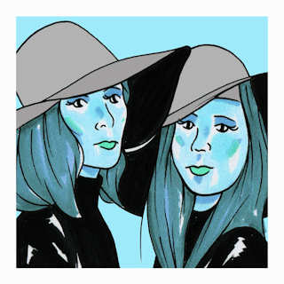 Bloom Twins at Crypt Studio on Aug 5, 2016