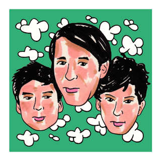 EZTV at Daytrotter Studios on Aug 14, 2016