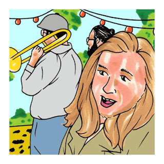 Black Market Brass at Daytrotter Studios on Aug 19, 2016