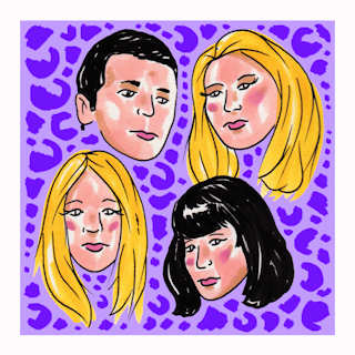 Death Valley Girls at Daytrotter Studios on Sep 21, 2016