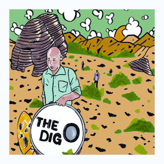 The Dig at Daytrotter Studios on Oct 8, 2016