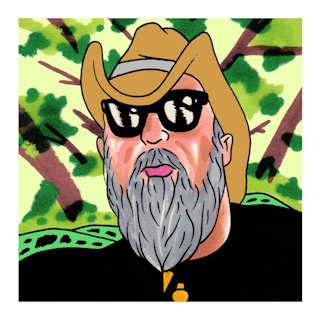 Dave Arcari at Daytrotter Studios on Oct 10, 2016