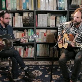 Jonny Fritz at Paste Studios on Oct 25, 2016