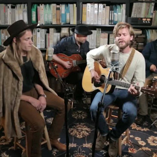 Jamestown Revival at Paste Studios on Oct 25, 2016