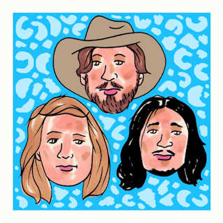 The Ferdy Mayne at Daytrotter Studios on Nov 2, 2016