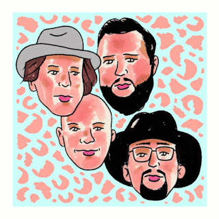 Lost Lakes at Daytrotter Studios on Nov 4, 2016