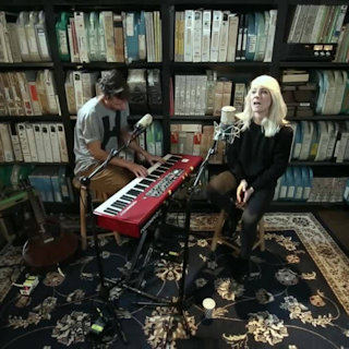 The Sounds at Paste Studios on Nov 22, 2016