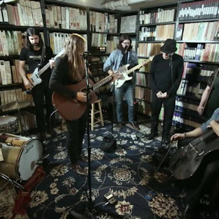 Paul & The Tall Trees at Paste Studios on Nov 23, 2016