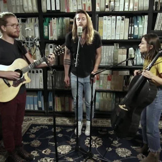 The Ballroom Thieves at Paste Studios on Dec 2, 2016
