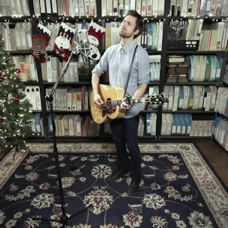 Tyler Hilton at Paste Studios on Dec 19, 2016