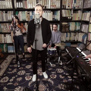 Tom Chaplin at Paste Studios on Jan 18, 2017