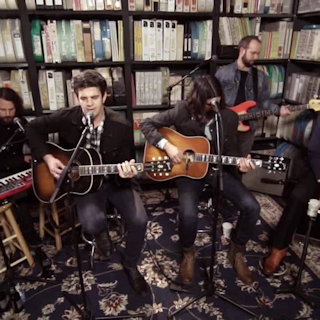 Band of Heathens at Paste Studios on Jan 24, 2017