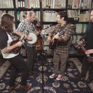 Greensky Bluegrass at Paste Studios on Jan 30, 2017