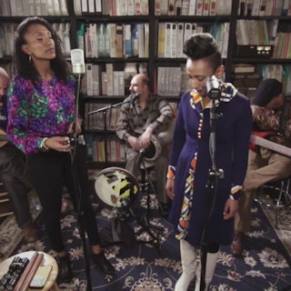 Alsarah & The Nubatones at Paste Studios on Feb 3, 2017