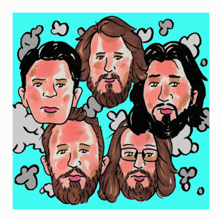 Band of Heathens at Daytrotter Studios on Feb 9, 2017