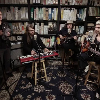 Leopold and His Fiction at Paste Studios on Feb 23, 2017