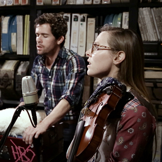 River Whyless at Paste Studios on Feb 24, 2017