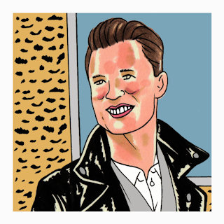 Frankie Ballard at Daytrotter Studios on Feb 19, 2017