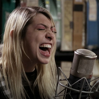 Charly Bliss at Paste Studios on Mar 23, 2017