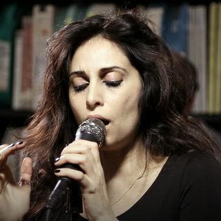 Yasmine Hamdan at Paste Studios on Mar 24, 2017