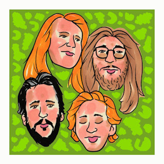The Ambulanters at Daytrotter Studios on Mar 11, 2017
