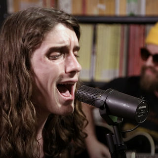 The Weeks at Paste Studios on Apr 3, 2017