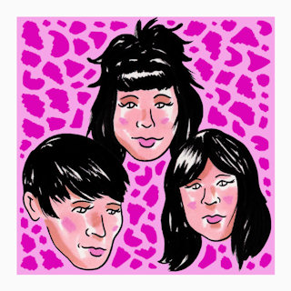 The Coathangers at Tonic Room on Mar 23, 2017