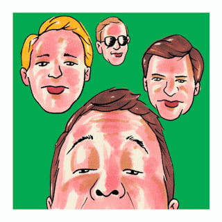 Daniel & The Real Feels at Daytrotter Studios on Mar 18, 2017