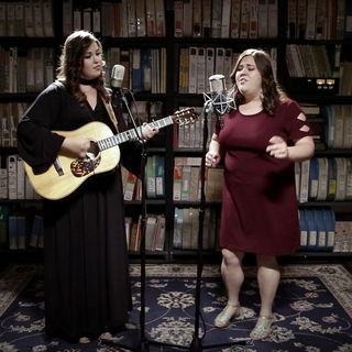 The Secret Sisters at Paste Studios on May 2, 2017