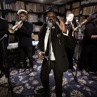 Rev. Sekou at Paste Studios on May 5, 2017
