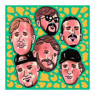 The Hip Abduction at Daytrotter Studios on May 30, 2017