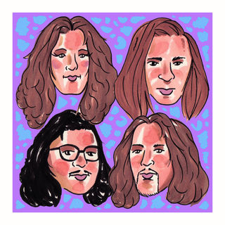 Leather Girls at Daytrotter Studios on Jun 13, 2017