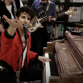 Low Cut Connie at Paste Studios on Jun 27, 2017