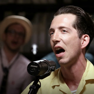 Pokey LaFarge at Paste Studios on Jul 11, 2017